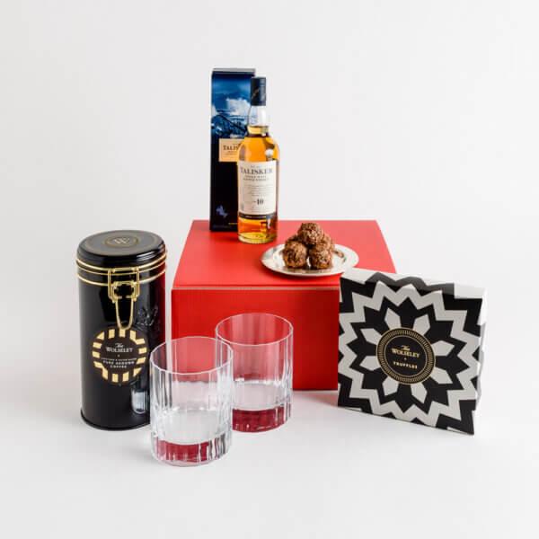 Whiskey Gift Hamper - The Wolseley