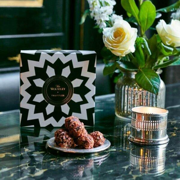 Whisky Chocolate Truffle Box - The Wolseley