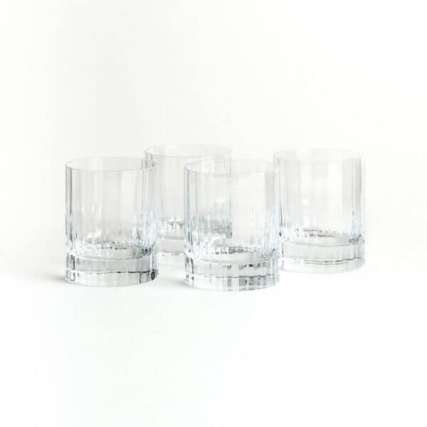 Set of Four Whisky Tumblers - The Wolseley