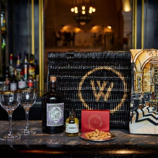 The Wolseley Martini Gift Box - Cocktail Gifts