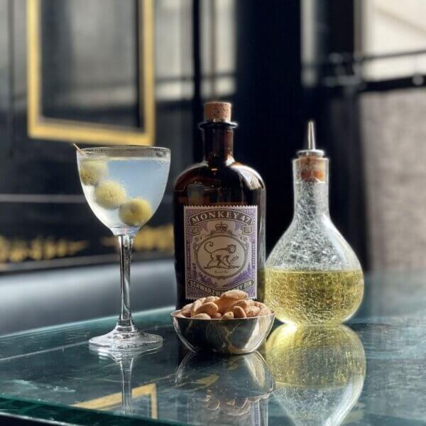 The Wolseley Martini Gift Box