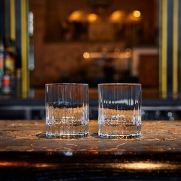 Set of Two Wolseley Whisky Tumblers