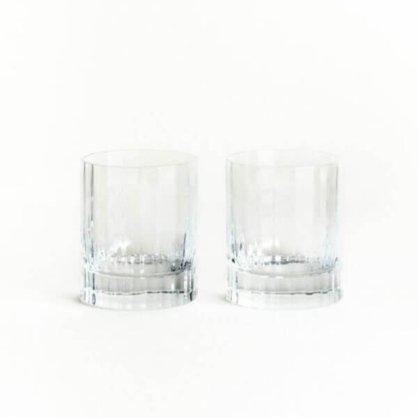 Set of Two Whisky Tumblers - The Wolseley